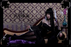 xxxHolic: Dimensional Witch by KandaDream