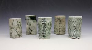 Furrowed Tumblers by dlwooten