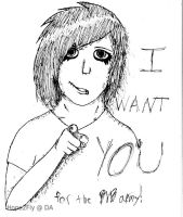 I want YOU by Hope2Fly