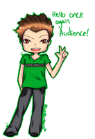 .:Tobuscus:. by MionMaebara