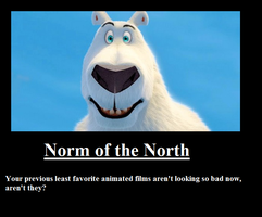 Norm of the North: Critical Black Sheep. by Jules2005