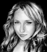 Hayden Panettiere by DaveLopes