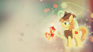 Wallpaper: Braeburn by MadBlackie