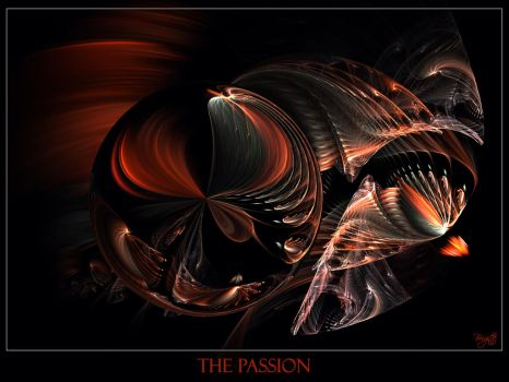 The Passion by Brigitte-Fredensborg