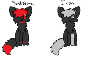 My Endercats by NyctoScoto