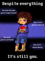 Undertale: Despite Everything ... by Neloku