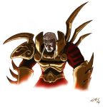 armored kain by thevampiredio