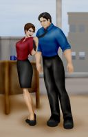 Lois and Clark by T1gerL1ly