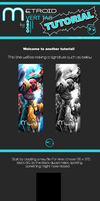 Metroid -Vert- Tag Tutorial by Vasco-gfx