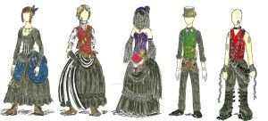 Sweeney Todd Designs by Froggy-Spaztastic