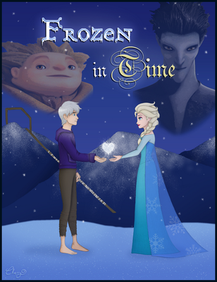 Frozen in Time Cover by CherrySapphire