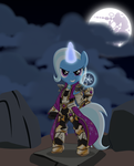 My Little Diablo: Wizard (Trixie edition) by MasterRottweiler
