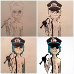 2D process by Joey-is-gay-as-fuck