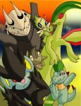 PokeFamily by Sketch-TOONS