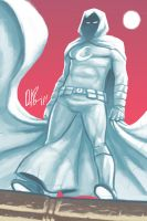 Moon Knight. Bad ass. by dio-03