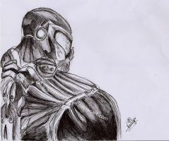 Crysis 3 by AyanamiNaidelyn