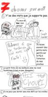 7 things about me :french: by Lilium32