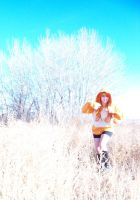 Charmander / Hitokage Gijinka 02 by HeatherCosplay