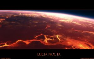 Lucia Nocta by UnknownMord