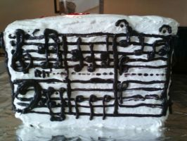 Happy Birthday Music Cake-4 by Band-Geek24
