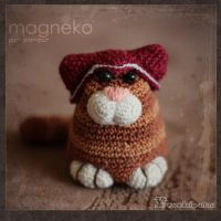 Magneko I by Keila-the-fawncat