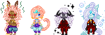 CC : 1/2 : Baby Pixies : PrinceVerthym by RideAlongWithMe
