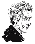 Speedink - Peter Capaldi by ohmygiddyaunt