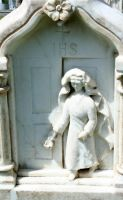 Mount Olivet Cemetery 188 by Falln-Stock