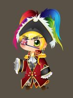 Ai: Chibi British Empire by roseannepage