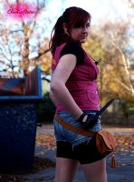 Claire Redfield - Biohazard Darkside Chronicles by ChaoticClaire