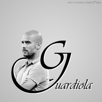 Guardiola .. by w6n3oshaq