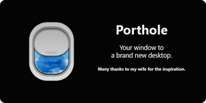 Release - Porthole by laushung