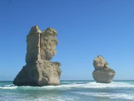 Twelve Apostles by SandraPatricia
