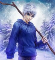 Fan Art: Jack Frost by davidmccartney
