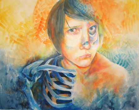 Sadness CONCENTRATIONPIECE3 by EliciaElric