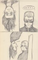 ADVENTURES OF TOXIC AND WESKER by ToxicNeonSpaceMonkey