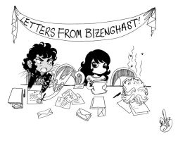 Letters from the gang by sadwonderland