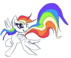 Rainbowtail by Kewpa