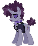 Purple Reins by cheezedoodle96