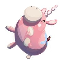 Balloonicorn GIF by Ben-Olive