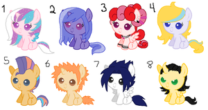 Adopts Batch 1 [4/8] open by SeriSage