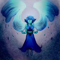 Lapis has no fun by PineappleLiar