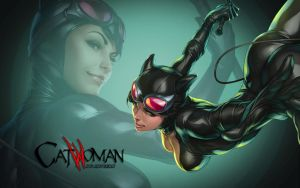Catwoman by Artgerm by Superman8193