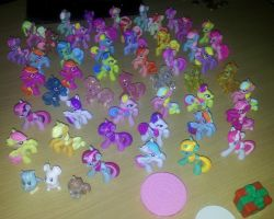 My Little Pony Hoard V3 by Scraticus