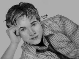 Jesse McCartney by knathe25