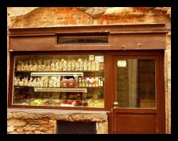 Bergamo - Store by Aless1984