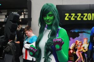 LFCC 2012 She Hulk 2 by Inuyomi