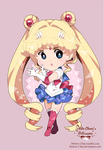 Sailor Moon by Petitru-chan