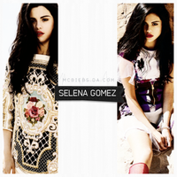 Photopack/Selena by mcbiebs