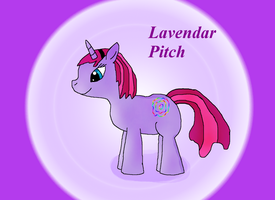 Lavendar Pitch by CirrusCloud9